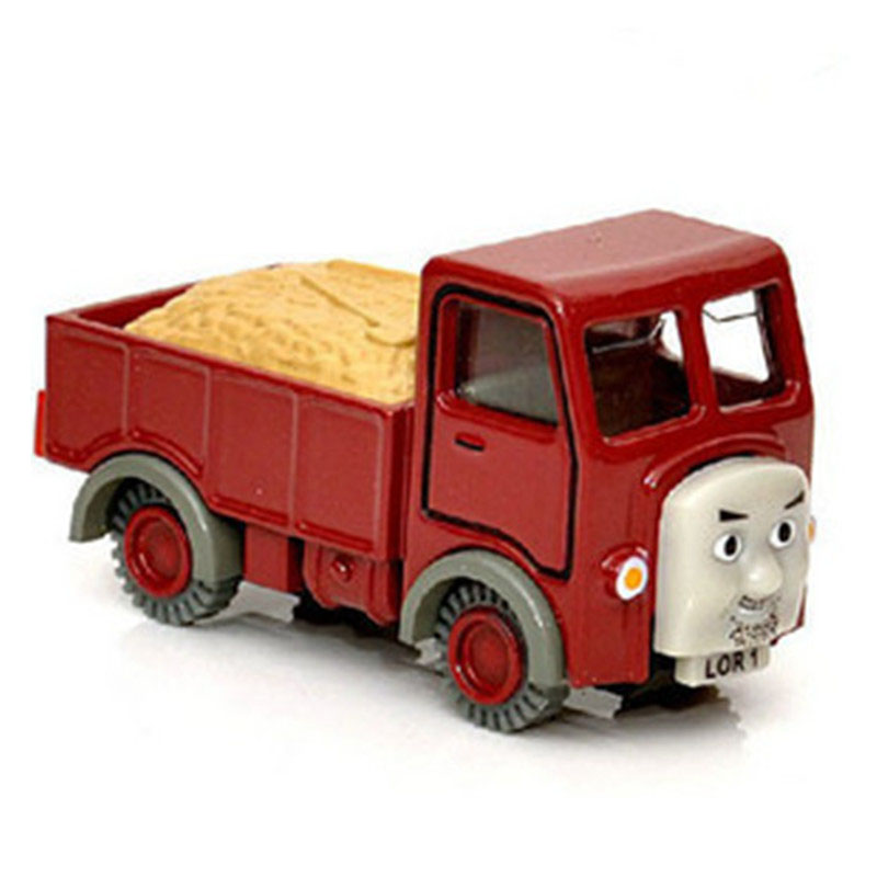 Lorry Truck Thomas and friends trains railway engine trackmaster magnetic tomas diecast metal models cars kids toys