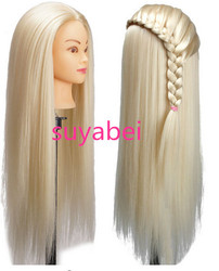 WHite Professional hairdressing dolls head Female Mannequin Heads Training Dummy Mannequin Head For Hairdressers
