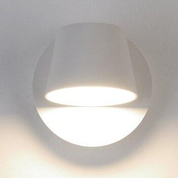 Moderne Wand Lampe Schlafzimmer Applique Murale Leuchte Aluminium LED Wand  Leuchten Lampara Pared Neben Wandleuchter Lampen Beleuchtung