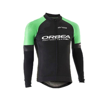 2017 Team ORBEA Cycling Jersey Long Sleeve Ropa Ciclismo Autumn Mountian Bicycle Clothing MTB Bike Clothes Man Sportwear K9