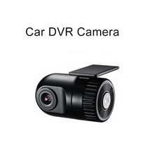 Free Shipping Mini Bullet Car DVR auto vehicle Camera 120 Wide Degree Video Recorder Camcorder Dash Cam