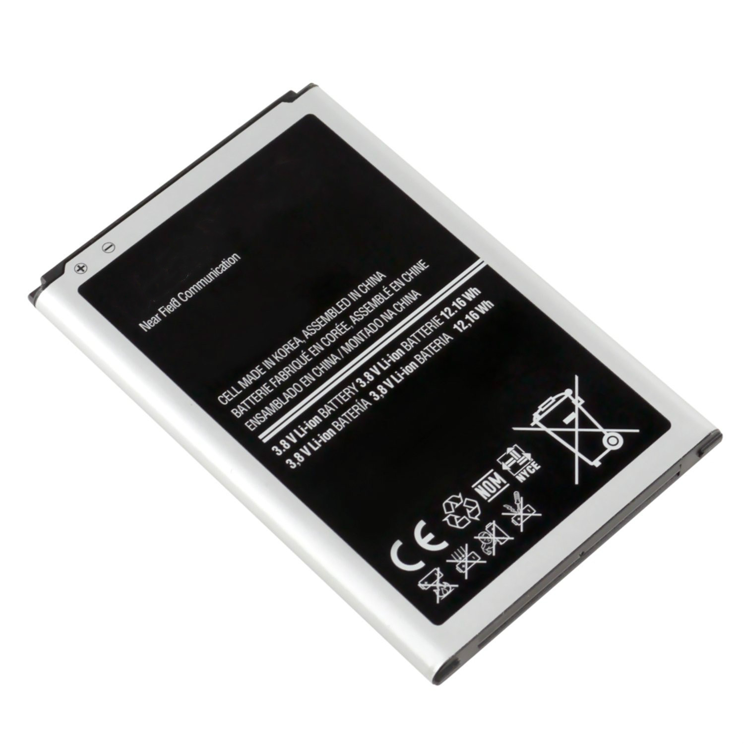 Replacement Battery For Samsung Galaxy Note 3 N9000/N9005 3200mAh