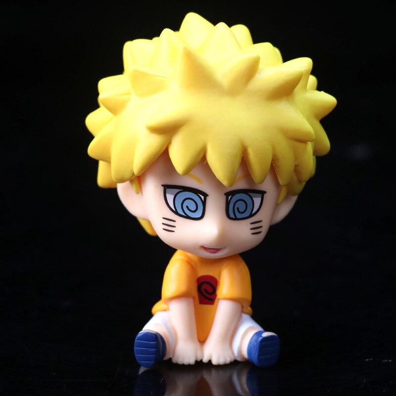 3 teile/satz Naruto Kawaii Spielzeug Action figuren Anime Kakashi ...