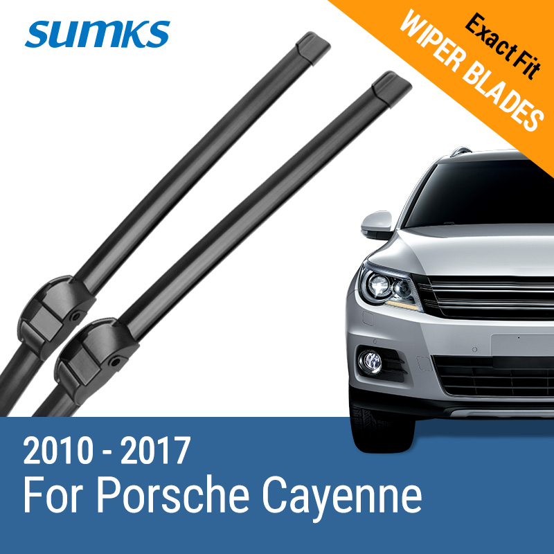 SUMKS Wiper Blades for Porsche Cayenne 26