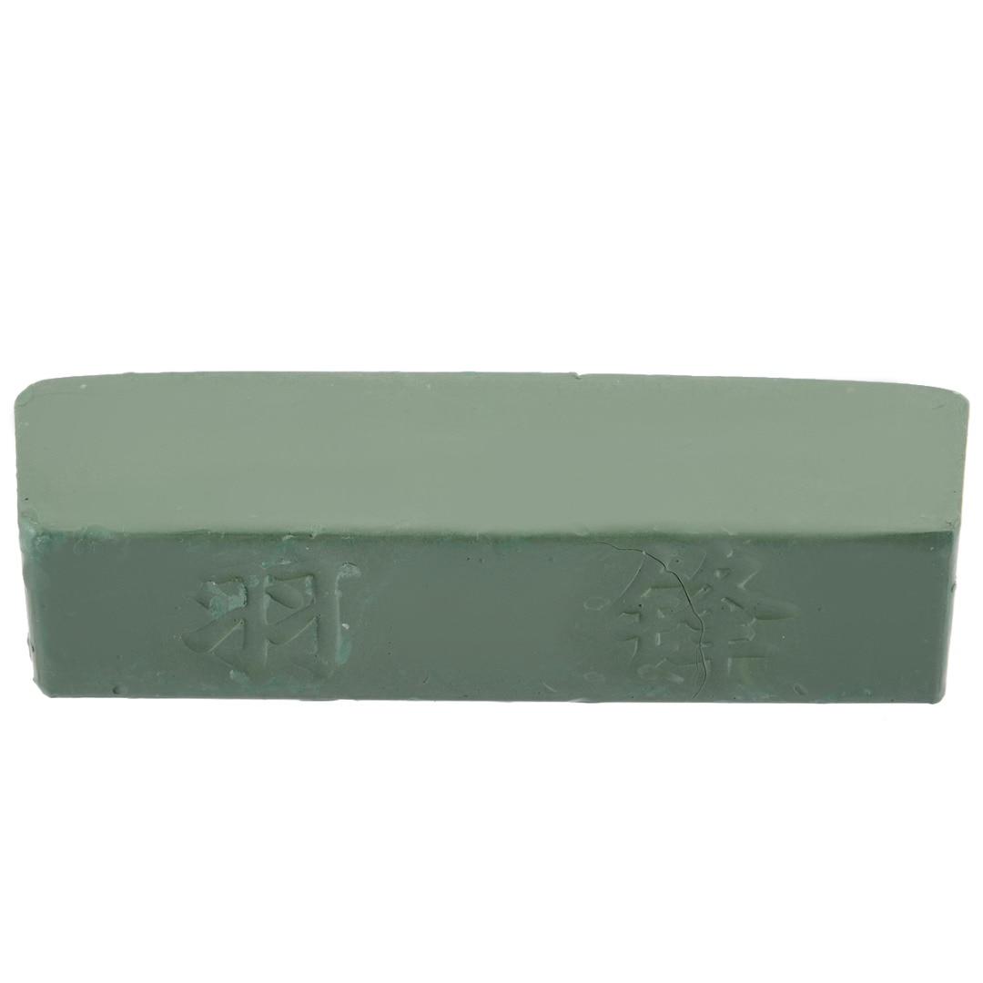 1pc Polishing Compound Polishing Paste / Wax Metal Brass Grinding Abrasive Polishing Soap Buffing Paste Wax Bar 105 x 34 x 25mm