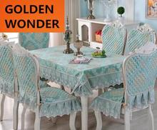 European Style High Quality Table Cloth Home Decor Beautiful Products