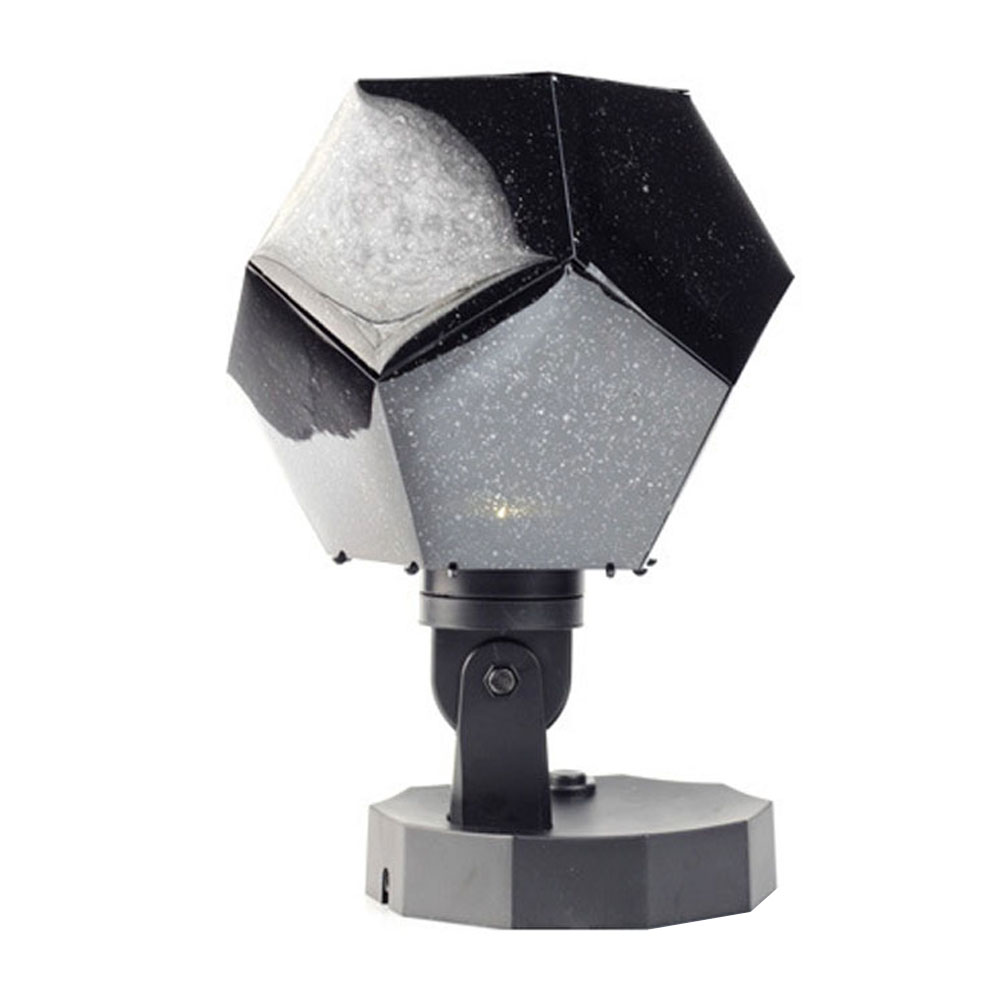 цена на Room Novelty Night Light Projector Lamp Rotary Flashing Starry Sky Star Projector Kids Children Fun