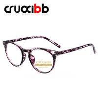 CRUOXIBB Fashion Retro 2017 Sun glasses Women Eyewear Floral Full Frame Lady Girl Round Clear Lens Plain mirror Sunglasses UV400