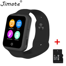 2017 Heart Rate C88 Smart Watch Android Clock Bluetooth Smartwatch Phone for Kids With Camera SIM Card Slot PK GT08 GV18 DZ09