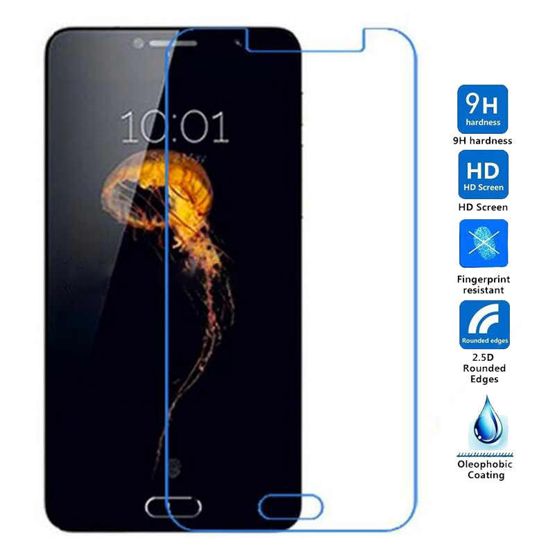 2PCS  For Alcatel Flash Plus 2 Tempered Glass  Protective Explosion-proof Screen Protector For Alcatel One Touch Go Play 7048X