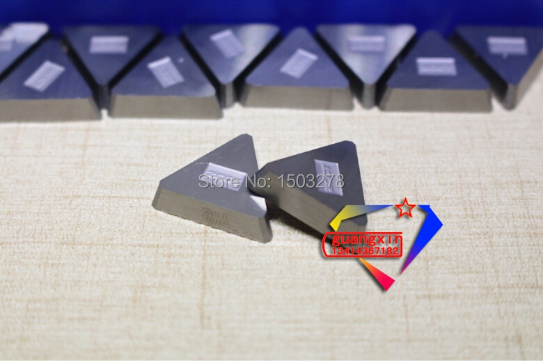 YT5 3130511 cemented carbide 20pcs/box milling machine clip blade triangular inserts for steel/cast heavy cutting blade yw1 4160511 zhuzhou zccct cemented carbide 30pcs box milling machine clip blade square face milling cutter for stainless steel