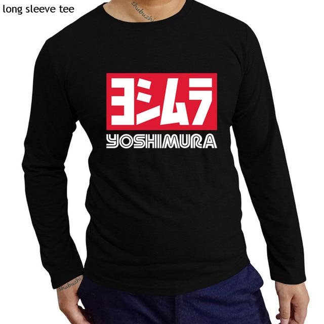 617d54d6f3 US $16.04 34% OFF men long sleeve teeshirt shubuzhi tshirts New Yoshimura  Japan Tuning Race Men's T Shirt summer top tees man brand cotton tops-in ...