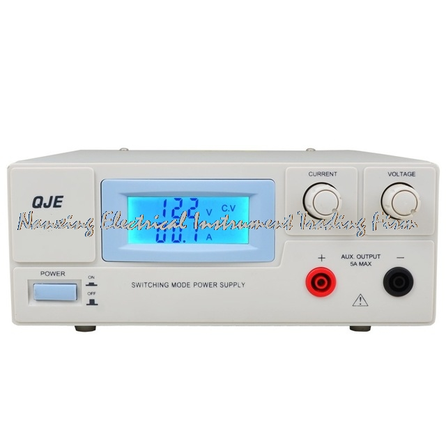 fast arrival QJE PS1540 DC switching power supply  regulator power supply Laboratory power supply 15V 40A transformer cps 6011 60v 11a digital adjustable dc power supply laboratory power supply cps6011