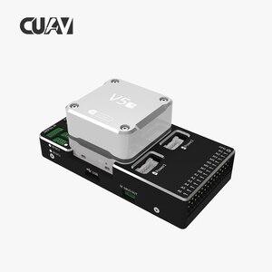Image 2 - CUAV החדש V5 + טייס אוטומטי Pixhack טיסה בקר עבור FPV RC מזלט Quadcopter מסוק סימולטור טיסה כל מכירה