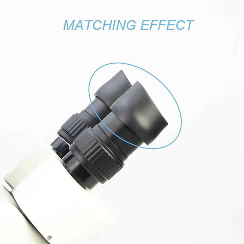 2szt. Okularowe osłony mikroskopu Stero Eye Piece 32-35mm Gumowe - Przyrządy pomiarowe - Zdjęcie 5