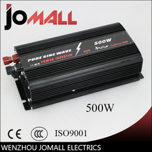 500W WATT DC 12V to AC 220V pure sine wave Portable Car Power Inverter Adapater Charger Converter Transformer