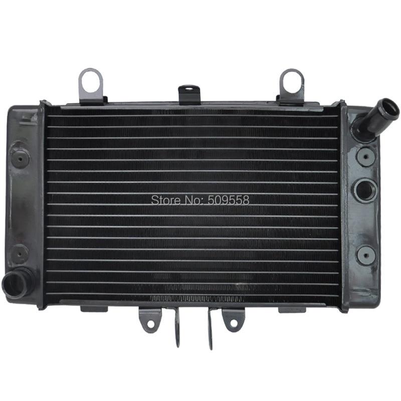 ФОТО For Honda CB-1 CB400 1989 1990 1991 1992 CB 400 89 90 91 92 Motorcycle Aluminium Cooling Cooler Radiator Replacement New