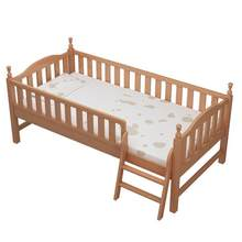 Mobili Wooden Meble Chambre Kids Crib Nest Louis litera Yatak Wood Lit Enfant Bedroom Cama Infantil Muebles baby furniture bed(China)