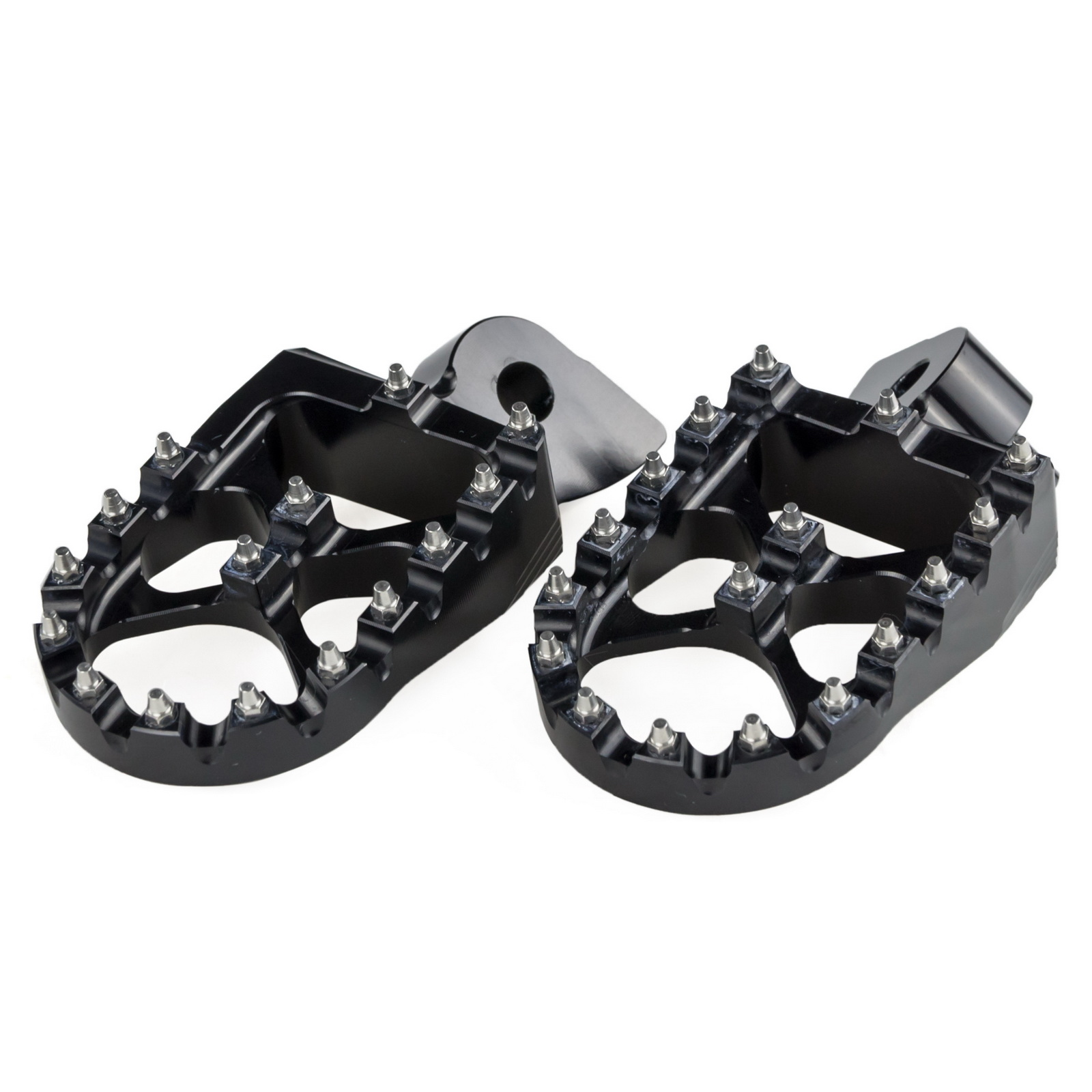 Motorcycle Footrests Foot Peg For Yamaha YZ 85 125 250 125X 250X 250FX 450FX YZ WR 250F 450F 97-2016 2017 2018 2019 YZ125 YZ250