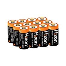 12 pcs RCR123a UL Certified 700 mah baterias recarregáveis para o Arlo Câmeras HD e argus Reolink Netgear 3.7 v cr123a recarregável