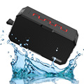 Original Mini Altavoz Portátil Bluetooth Wireless Impermeable Al Aire Libre IP67 altavoz TF Tarjeta de Apoyo con Mic 2600 MAH Banco de Potencia