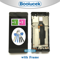 High Quality 5.0'' For Sony Xperia XA F3111 F3113 F3115 LCD Display Screen With Touch Screen Digitizer Assembly + Tool