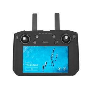 Image 3 - Mavic 2 חכם שלט רחוק עם מסך הגנת סיליקון כיסוי עבור dji mavic 2 פרו זום drone משדר אבזרים