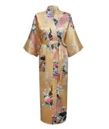 Ladies Kimono Robe 5