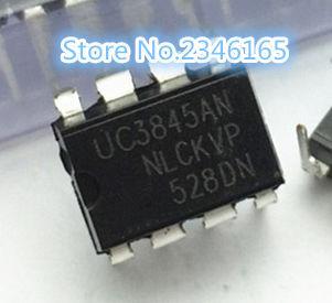 10 sztuk UC3845B DIP-8 UC3845A DIP8 UC3845AN UC3845BN UC3845 DIP nowy i oryginalny IC tanie i dobre opinie Ogólnego przeznaczenia High power Przekaźnik czasowy Uszczelnione 250 V