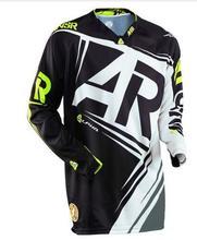 Wholesale MOTO Downhill Jersey MTB Enduro Offroad Long Mountain Bike Motocross BMX DH T Shirt Clothes