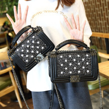 Sequin Women Bag Handbags Famous Brand Luxury Handbag Designer Ladies HandBag Crossbody For Sac A Main
