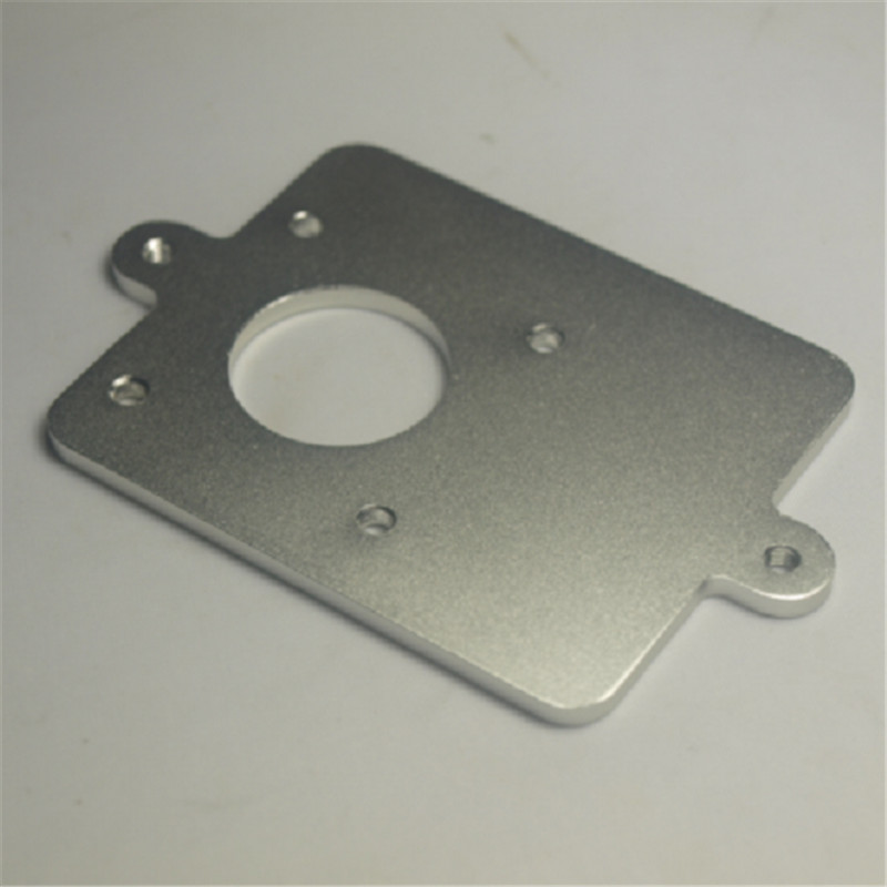aluminum metal conversion mount plate Ultimaker 2 Extended extruder for Ultimaker 2 3D printer parts
