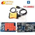 V5.00.8R2 MVDiag MVDiag tcs cdp с bluetooth cdp диагностический инструмент для автомобили/грузовики cdp 3 в 1 TCS cdp Pro Plus multidiag pro