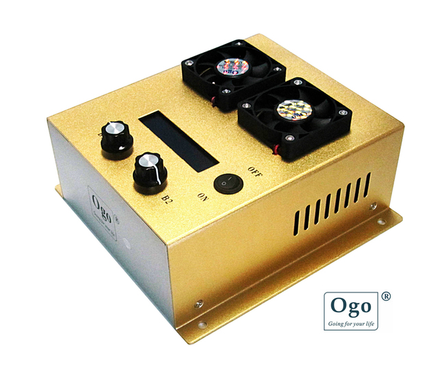 Max 99A Controller Intelligent PWM Controller OGO ProX Luxury Version 4.1 with Open Setting Funtion