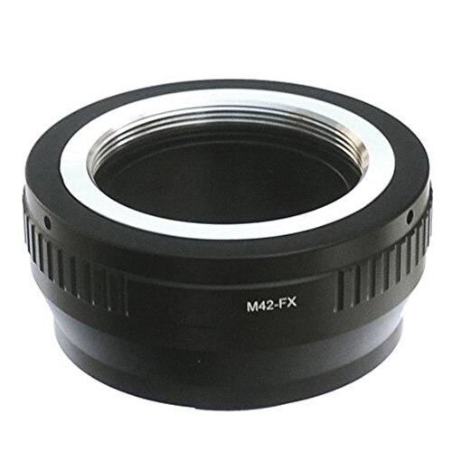 M42 42mm Screw Mount Lens to Fujifilm X-Mount Camera X-Pro1 X-Pro2 X-E1 X-E2 X-M1 X-A1 X-A3 X-A10 X-M1 X-T1 X-T2 X-T20 Adapter