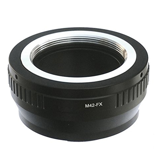 Gadget Place M39 Lens Adapter for Fujifilm X-T1 IR X-T10 X-A2 X-E2 X-A1 X-M1 X-E1 X-Pro1