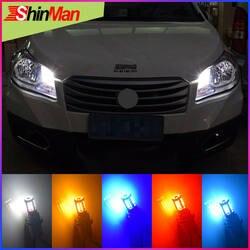 ShinMan Canbus ОШИБОК T10 W5W 194 для Suzuki swift Grand vitara SX4 jimny самурая alto аксессуары лампочки на подвеску лампа
