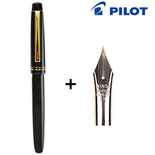 Japan PILOT Classic Upgraded Edition New 78G+ Student Adult Word Calligraphy Contains Ink Transferr Replace EF nib 1 Piece