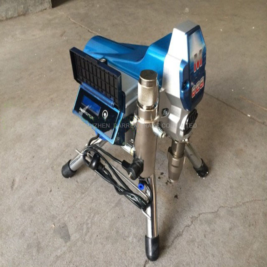Máquina de pulverización sin aire de alta presión vendedora - Herramientas eléctricas - foto 2