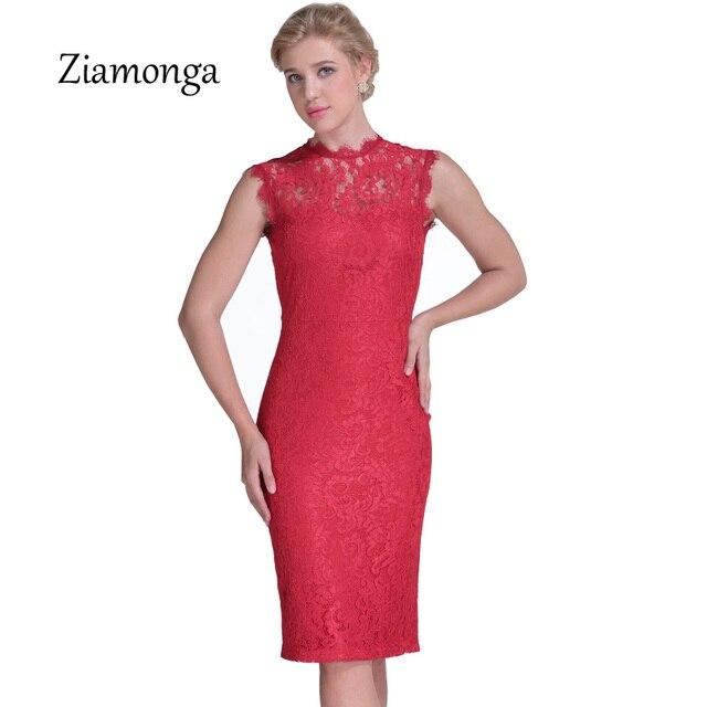 452dbba99a0ecf € 11.73 45% de réduction Ziamonga Femmes Vintage Festonné Élégant Cocktail  Formelle Bureau Des Affaires Travail Moulante Crayon Midi Complet ...