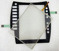 for KUKA C4 00 189 002 00 168 334 demonstrator Industrial equipment Touch Screen touch panel glass Digitizer with keypad film