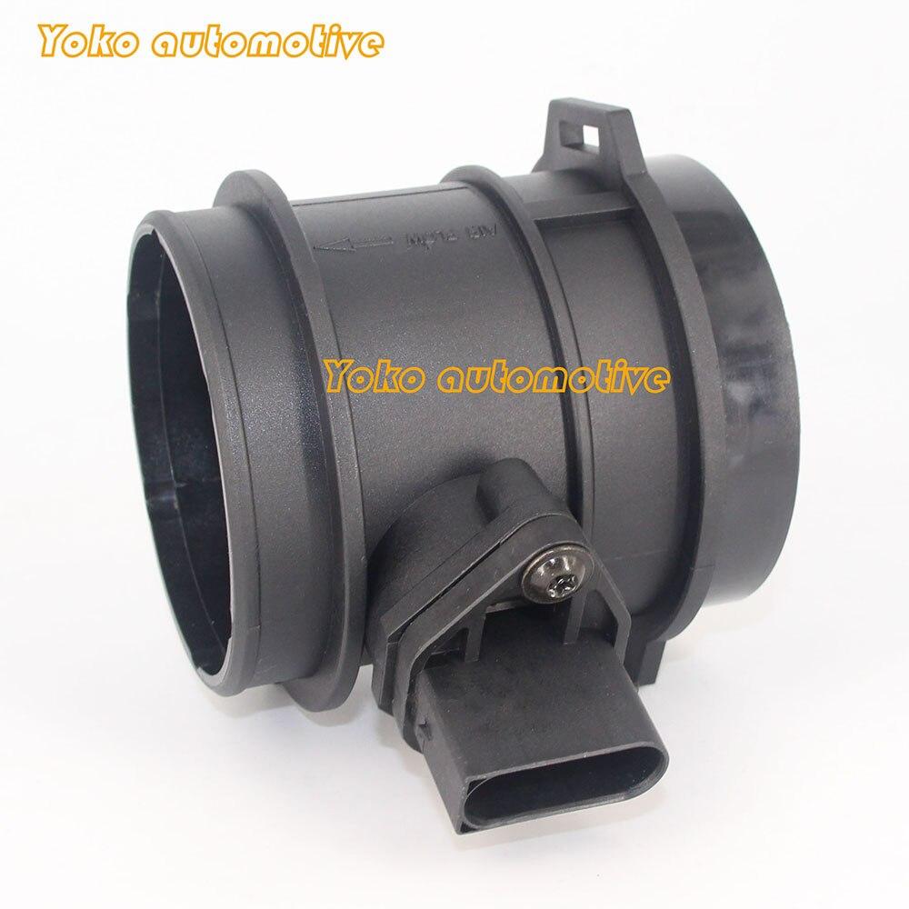 One New Bosch Mass Air Flow Sensor 0280217810 1130940048 for Mercedes MB