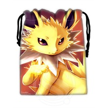 H P592 Custom Eevee 30 drawstring bags for mobile phone tablet PC packaging Gift Bags18X22cm SQ00729