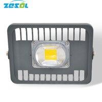 Zesol führte flutlicht garten led wall washer led outdoor spot-licht 30 watt ip65 wasserdichte ac86-265v