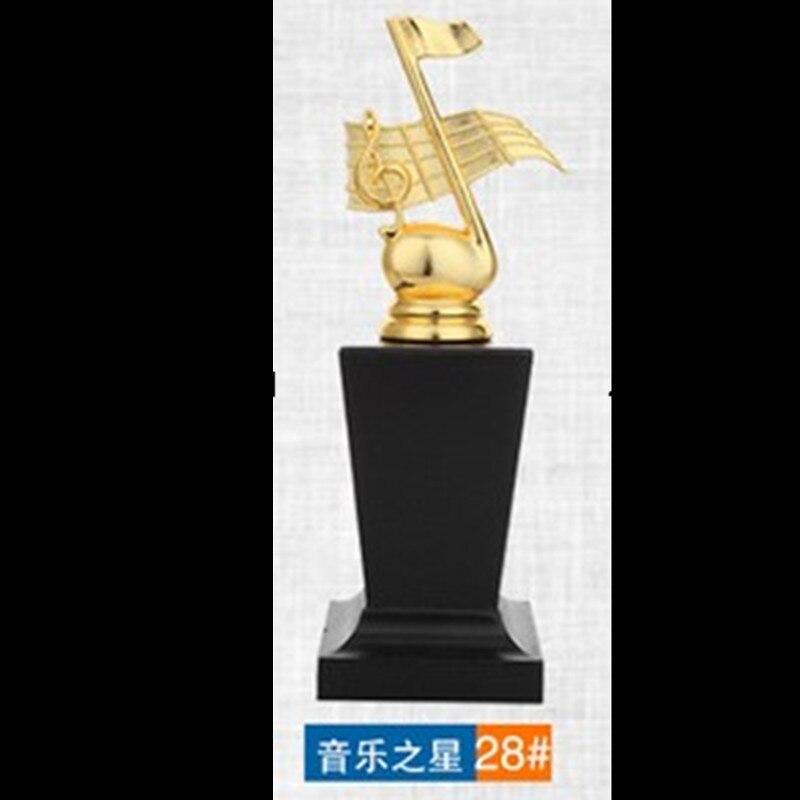 1 шт. трофей с позолотой Немагнитный кикбоксинг тхэквондо музыка Риддер Баскетбол Гольф футбол трофей спорта Медаль Знак