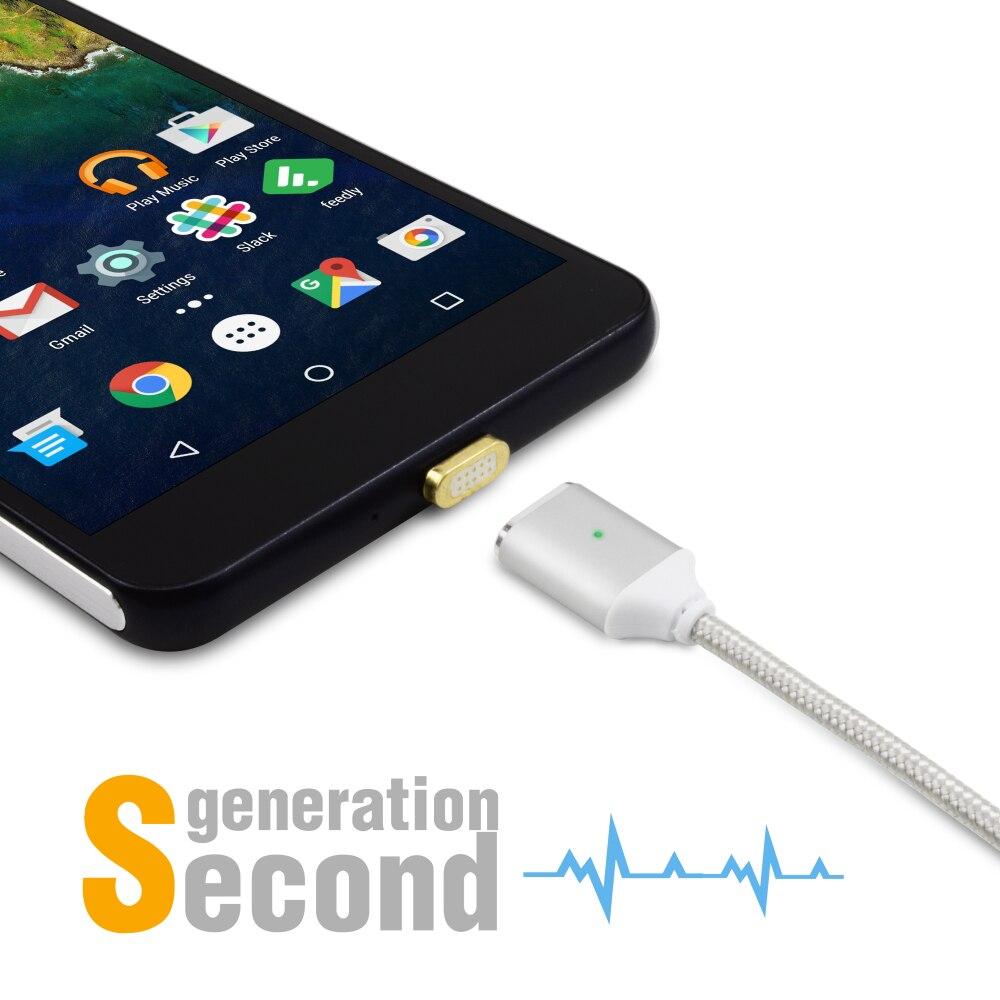 Type C Magnetic Phone Cable For Sony Xperia XZ Premium XZs ...