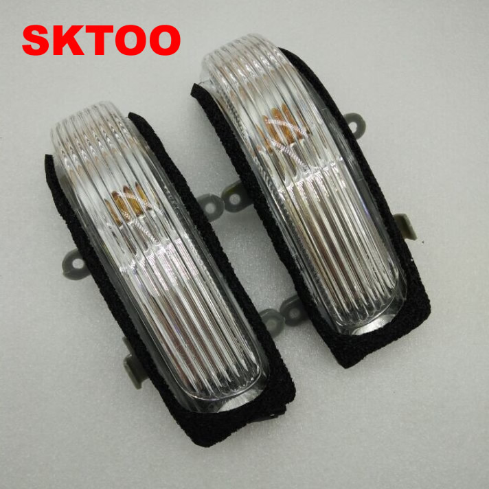 SKTOO Left and Right Rearview Mirror Lamp for Old Toyota Camry rear view mirror turning signal LED light side lamp right left side rear view mirror led