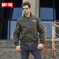 high quality bomber jacket brand clothing jaqueta masculina men soft shell military tactical waterproof windproof army rushed