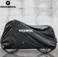 ROCKBROS Bike Dust Cover Rain Snow Sunshine Protective Motorcycle MTB Protect Gear Waterproof Protection Bicycle Accessories