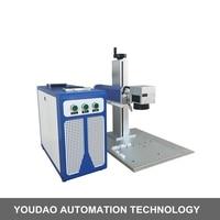 fiber laser Best quality raycus 30w split fiber laser marking machine / fiber laser marker for non metal